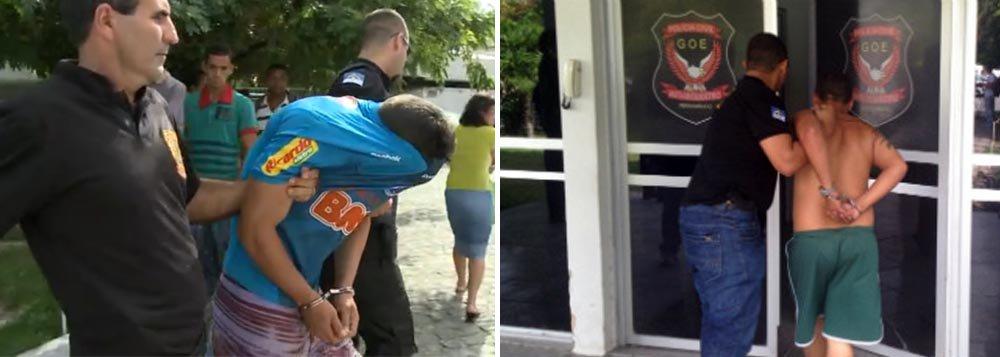 Ações em série da Polícia Civil levam 36 à prisão