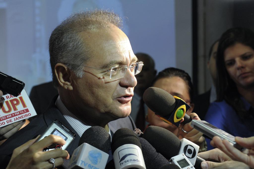 Renan anuncia esforços para votar MP dos Portos