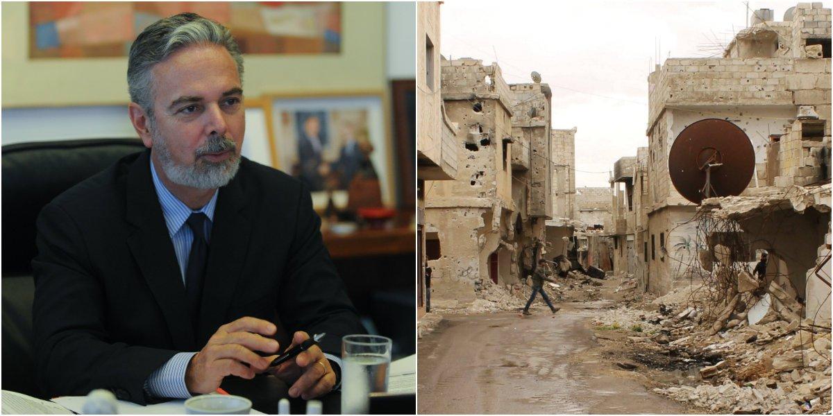 Com mais peso global, Brasil se oferece como mediador na Síria