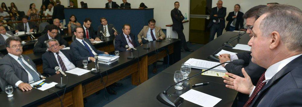 Unânime na Assembleia, Goulart ganha vaga no TCM