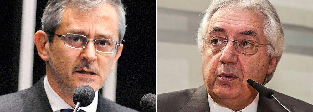 Folha pede reúncia de Afif do governo de SP
