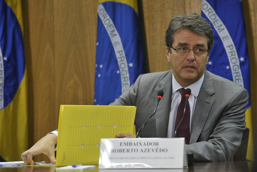 Azevêdo: eleição representa força da América Latina