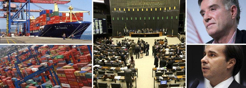 Sem acordo, MP dos Portos vai a votação