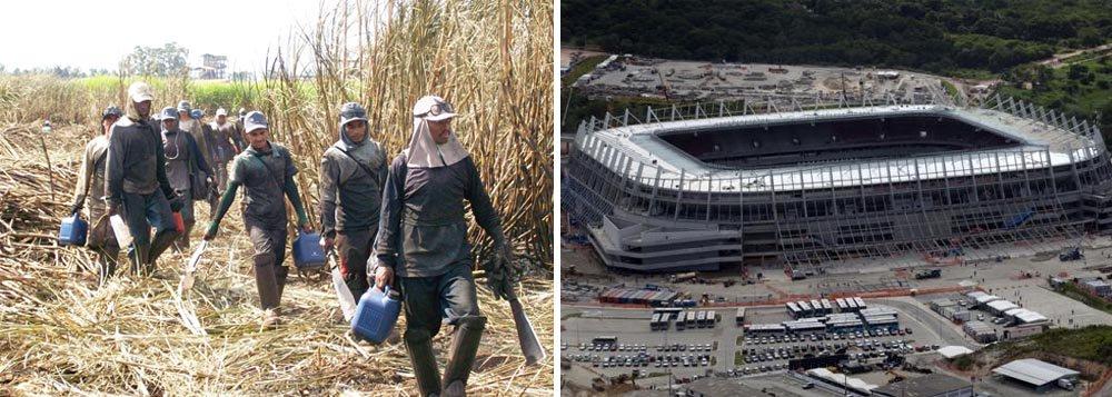 Inaguração da Arena PE terá protesto contra Dilma