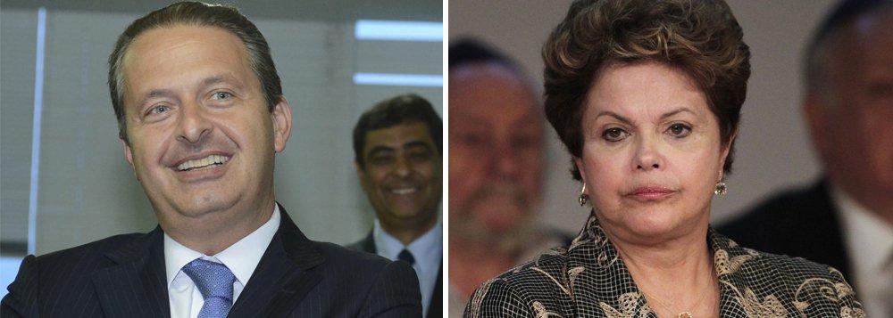 PSD pernambucano quer apoiar Campos e não Dilma
