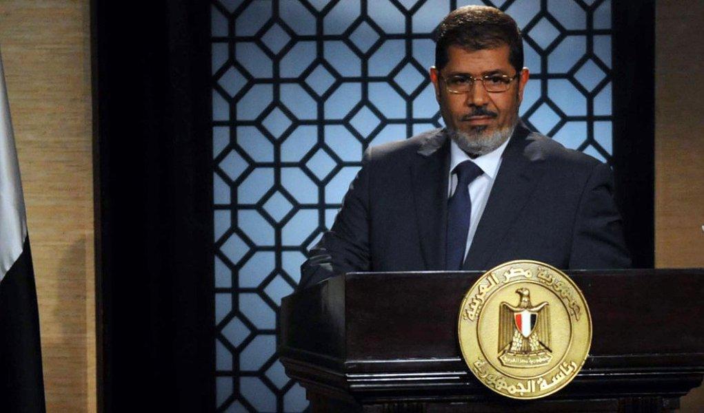 Mursi quer conhecer projetos brasileiros para redução da pobreza
