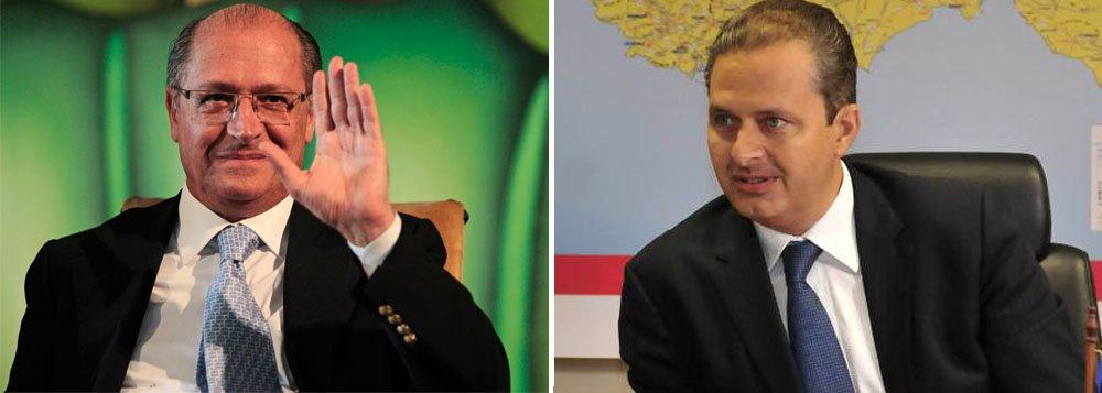Alckmin convida PSB contra isolamento em SP