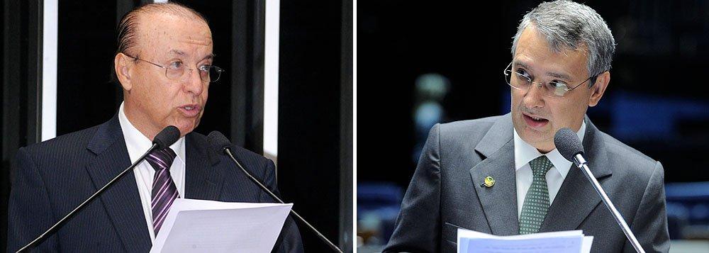 Amorim se surpreende com articulação de Valadares; foi só política, peixe!