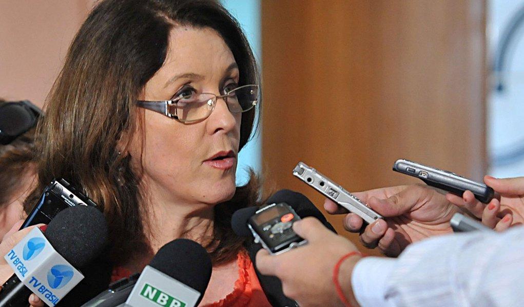 Helena Chagas destaca papel da imprensa na democracia
