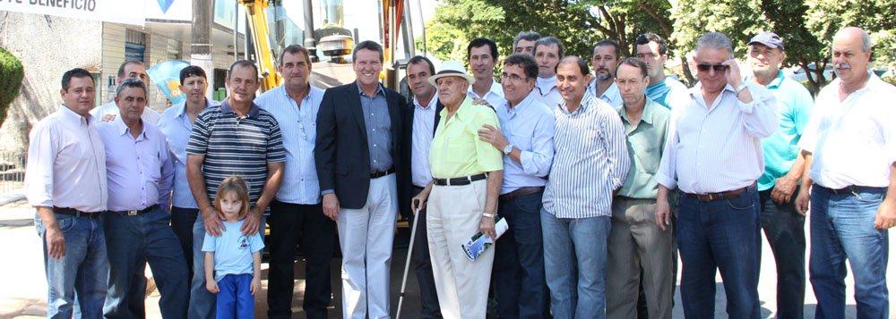 Vecci anuncia agência do Vapt Vupt para Itauçu