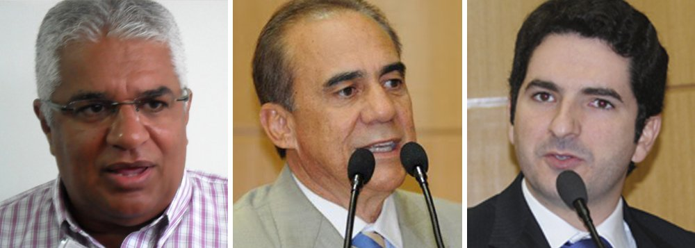 Pós-Proinveste, Gustinho, Silvio e Venâncio defendem manutenção do diálogo