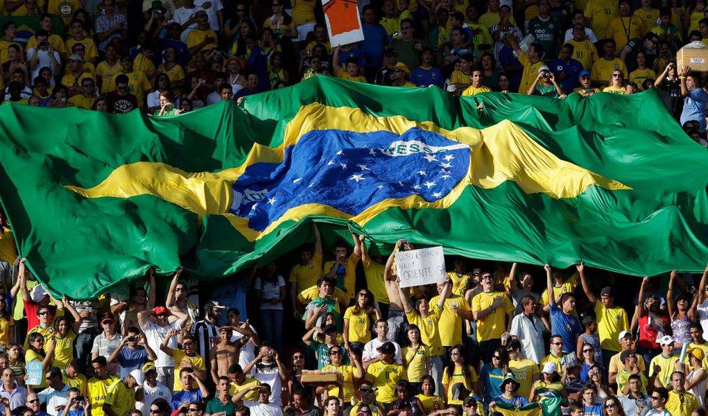 Fifa espera público recorde na Copa das Confederações