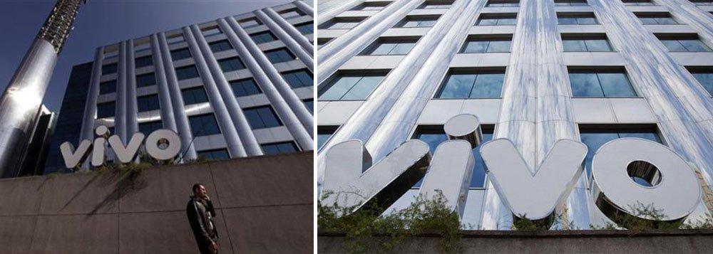 Lucro da Telefônica Brasil recua 15,3% no 1º tri