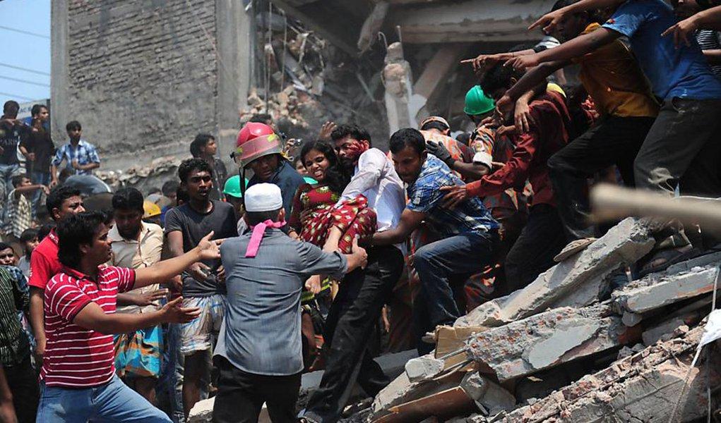 Mortos em Bangladesh devem passar de 700