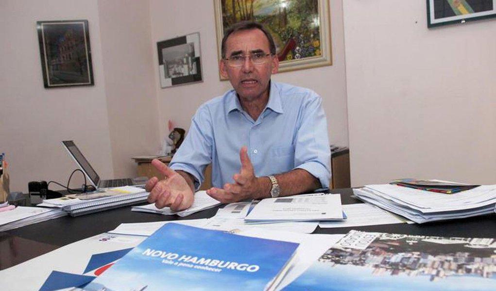 Zimmermann assume presidência da Corsan