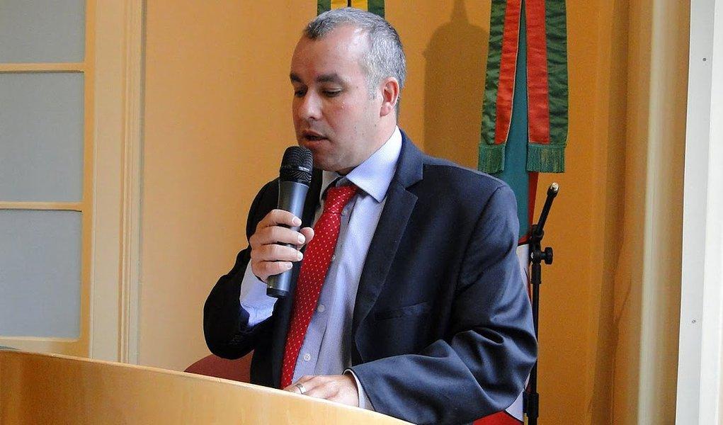 PCdoB defende cargo de ex-secretário preso