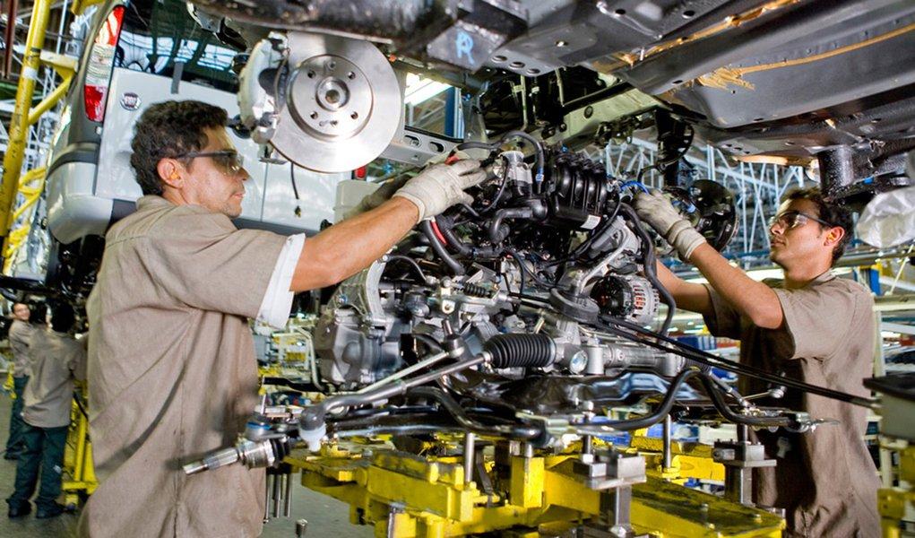 Fiat anuncia investimento para fábrica de Sete Lagoas