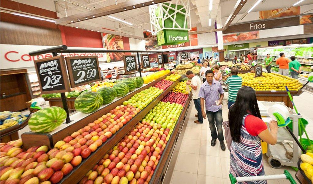 Mercado mantém projeção de inflação em 2013