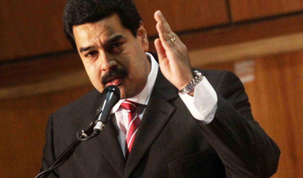 Maduro confirma visitas ao Brasil, Uruguai e à Argentina