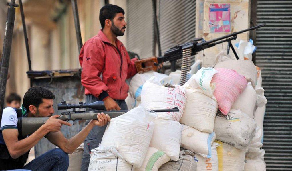 Rússia faz alerta contra intervenção na Síria