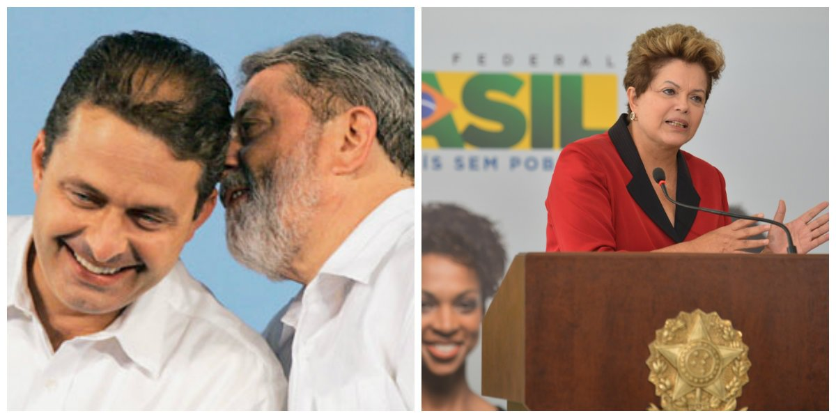 Lula quer Campos no Senado em 2014