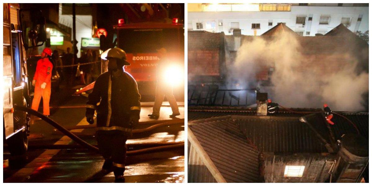 Novo incêndio em boate não deixa feridos