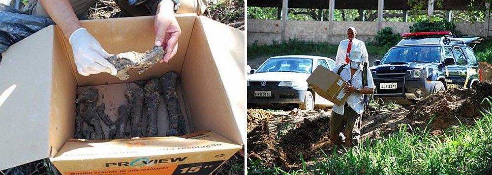 Cemitérios clandestinos descobertos em Alagoas