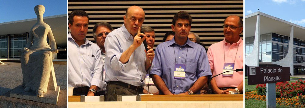 Serra se antecipa a STF e ambiciona voo nacional