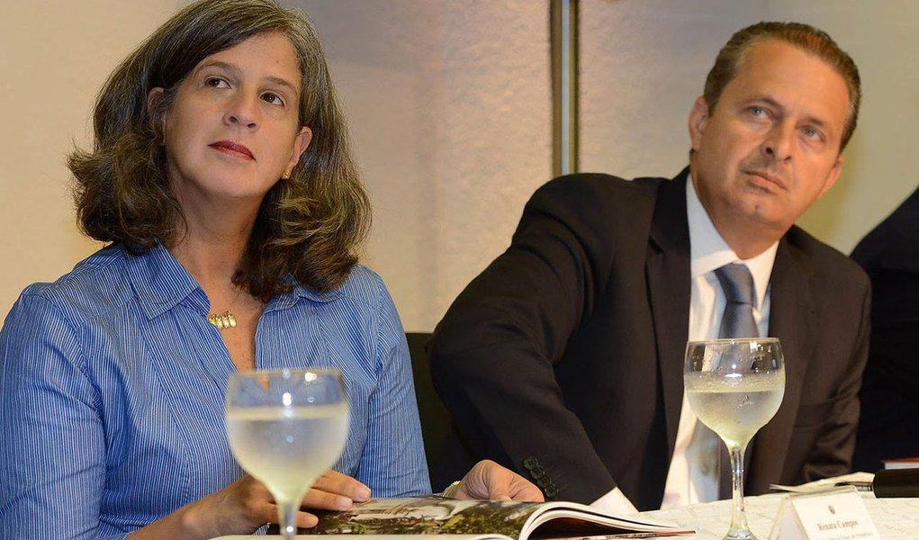 Jornal lança Renata Campos à Câmara Federal
