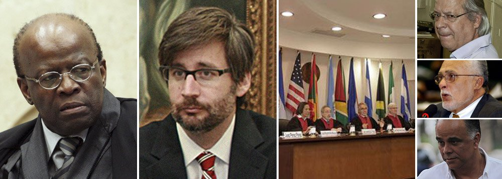 Barbosa fecha a porta dos recursos na Costa Rica