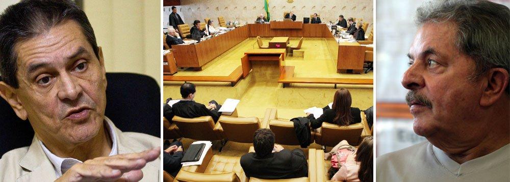 Defesa de Jefferson pede denúncia contra Lula