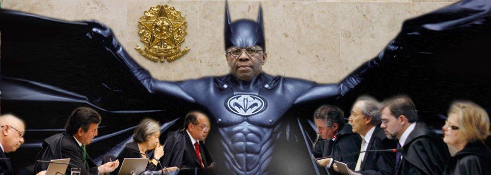 Barbosa baixa centralismo e encobre plenário