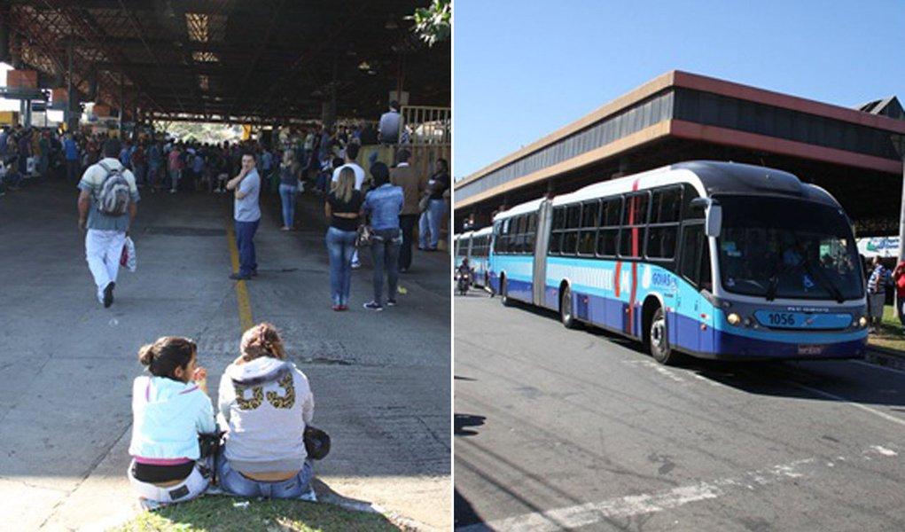 Termina greve dos motoristas de ônibus