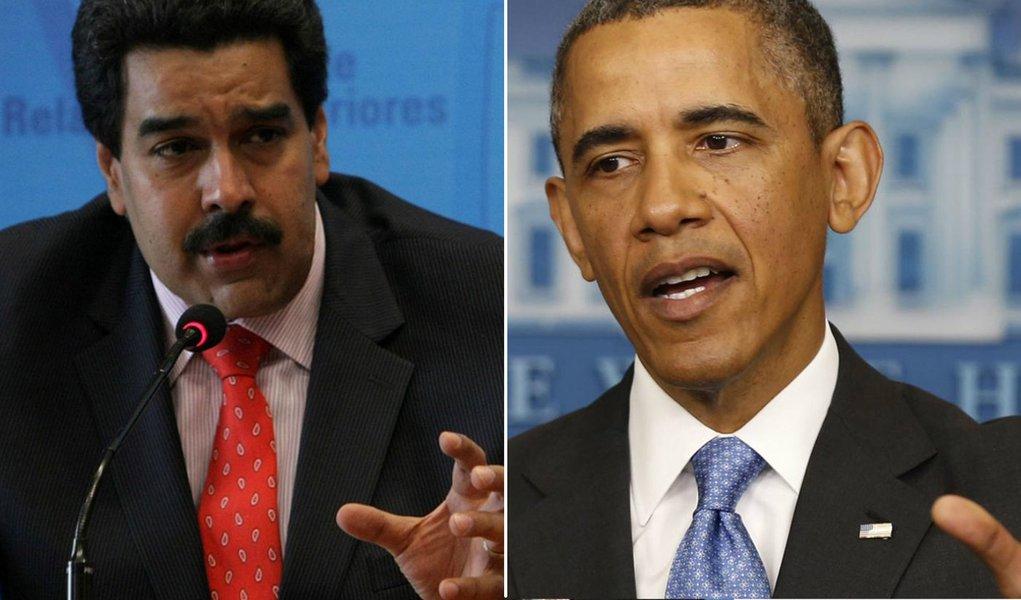 Maduro diz que Obama é 'o chefe dos diabos'