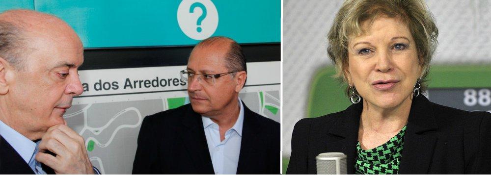DCM: PSDB respira por aparelhos em São Paulo