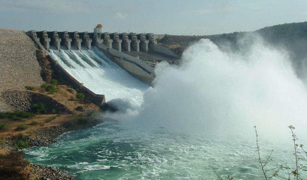 Chesf inicia redução de vazão do rio São Francisco