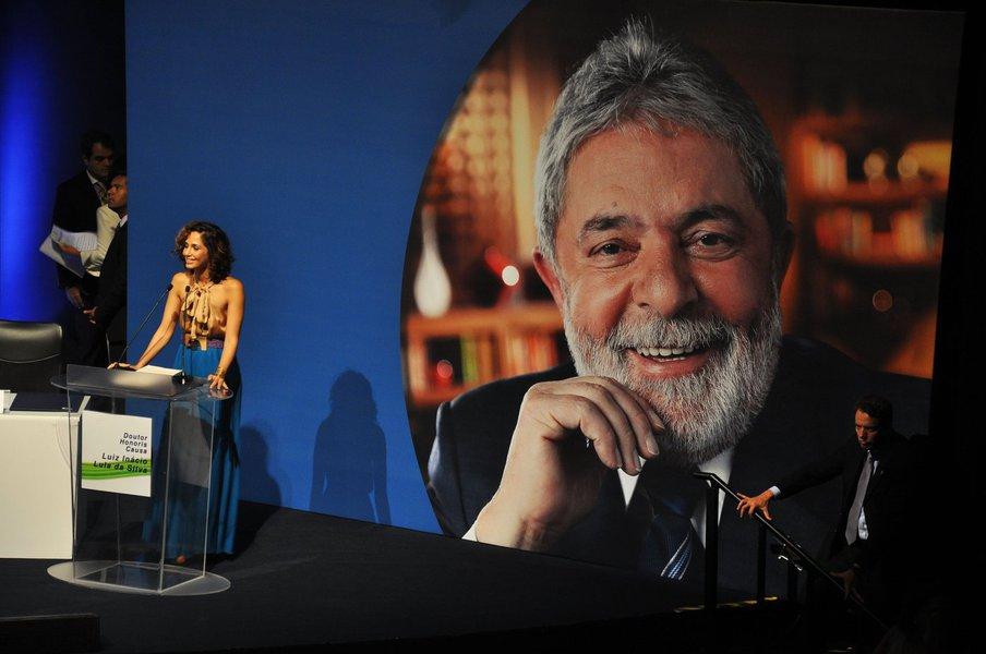 Lula diz que mídia nunca lucrou como na era Lula