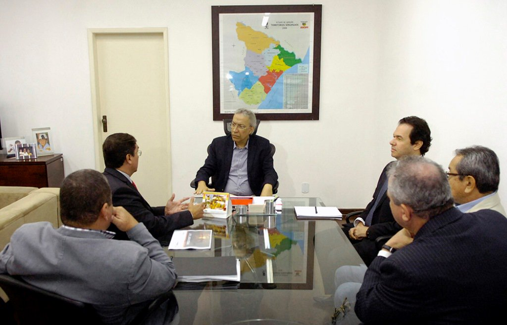 Sergipe poderá receber usina termelétrica a gás natural