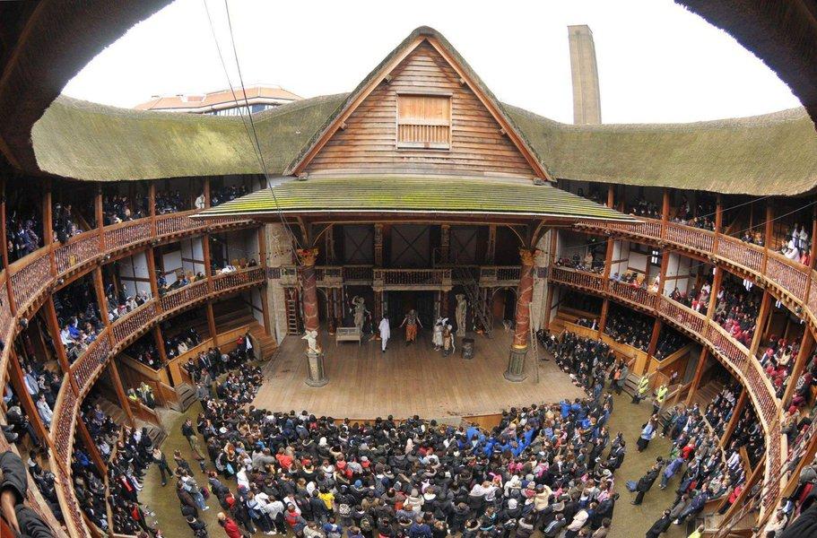 Rio Acima terá a única réplica do Globe Theatre