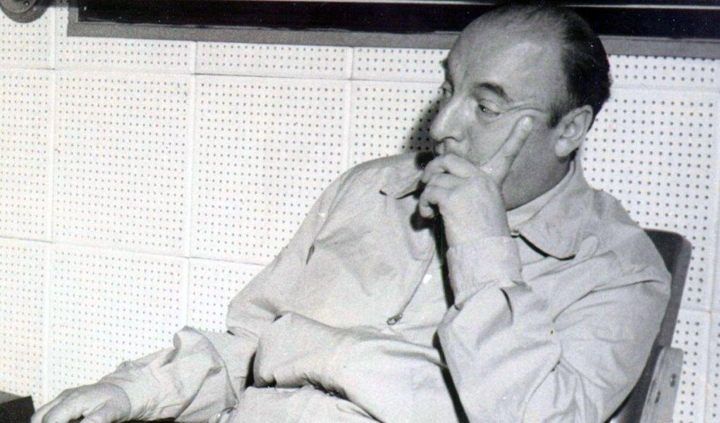Neruda tinha câncer avançado quando morreu