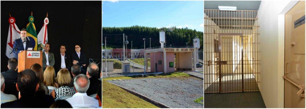 Novo presídio em Oliveira aposta em ressocialização