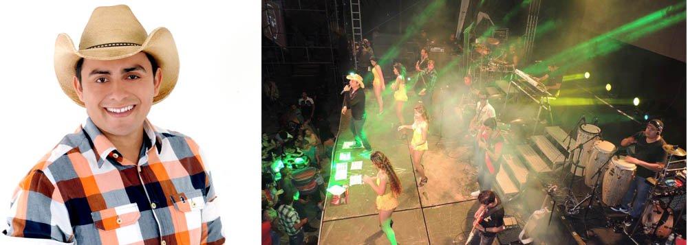 Violência: bandidos invadem galpão e roubam equipamentos de cantor