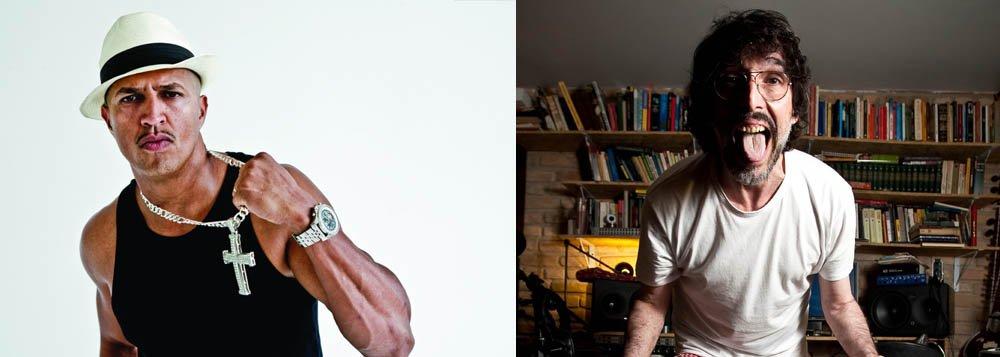 """Mano Brown: Lobão age como """"puta"""" para vender livro"""