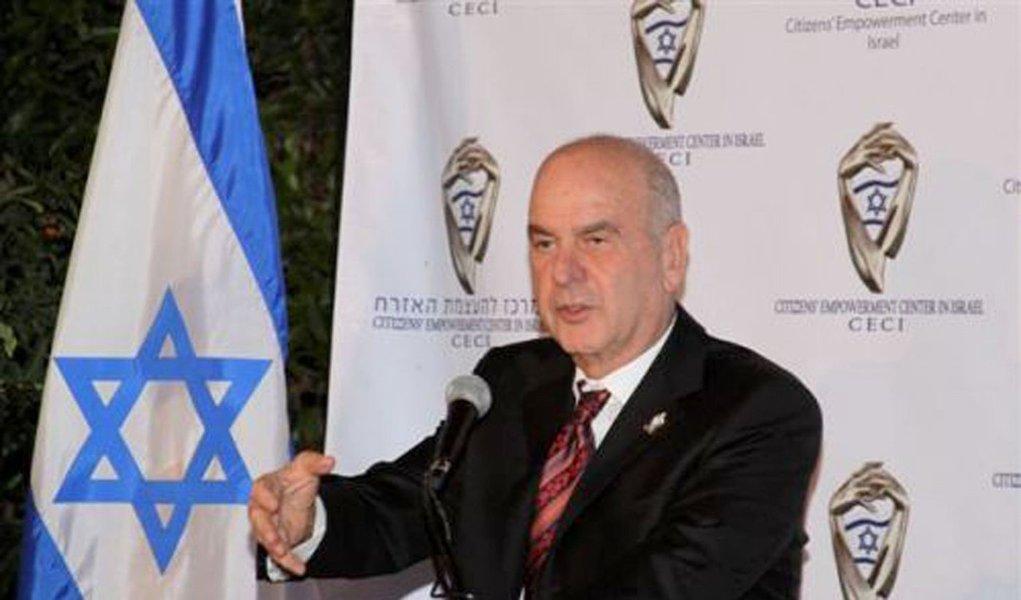 Israel confirma trégua com militantes de Gaza