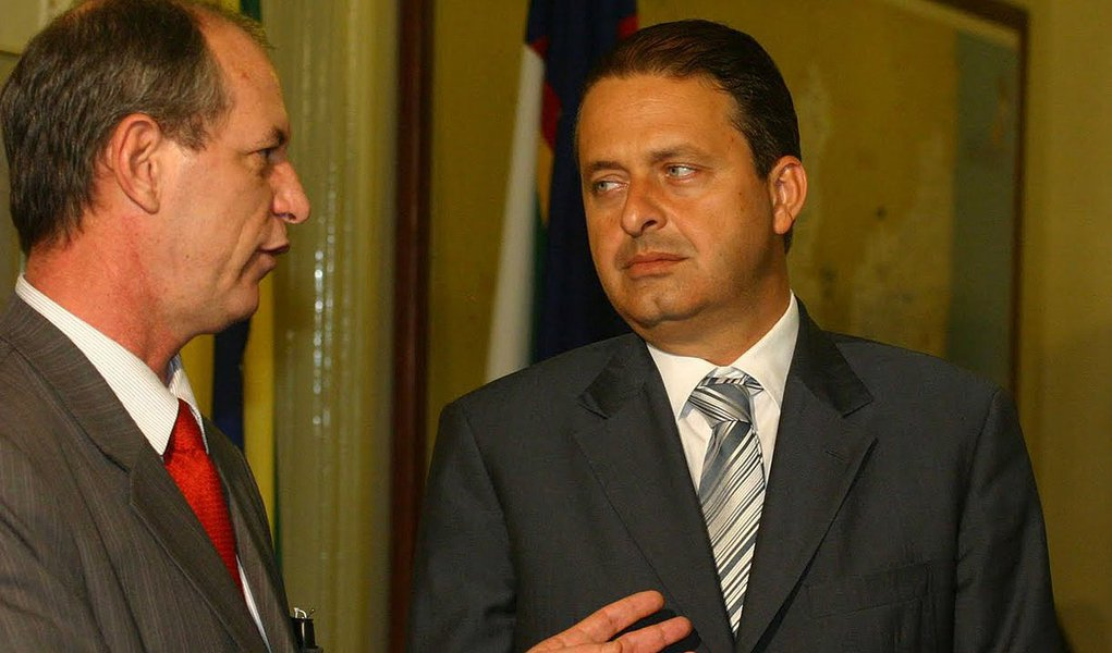 Ciro para Campos: 'Para quê ser candidato?'