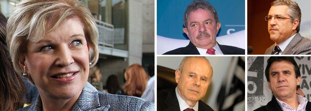 Datafolha recoloca Marta candidata a governadora