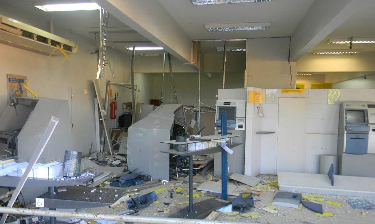 Bahia já registrou 64 ataques a bancos em 2013