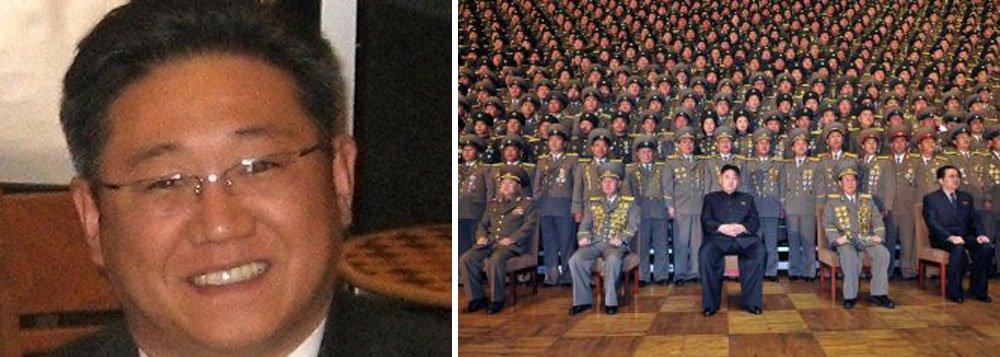 Norte-americano é condenado a 15 anos de trabalhos forçados na Coreia do Norte