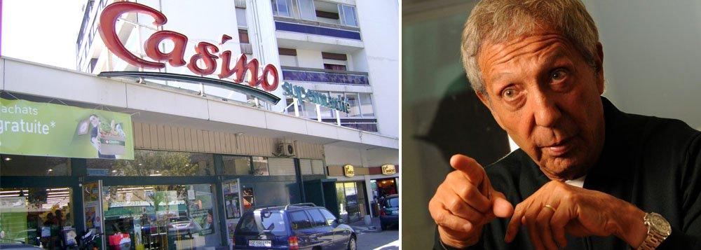 Casino abre procedimento arbitral contra Abilio