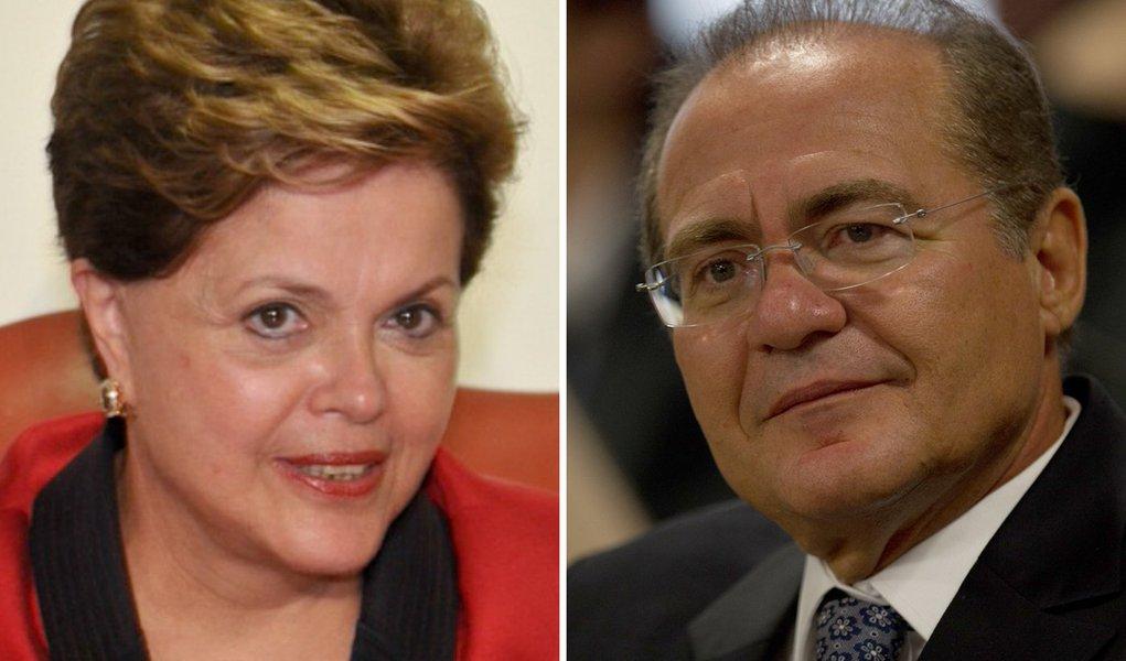 Dilma acena bandeira branca para o PMDB